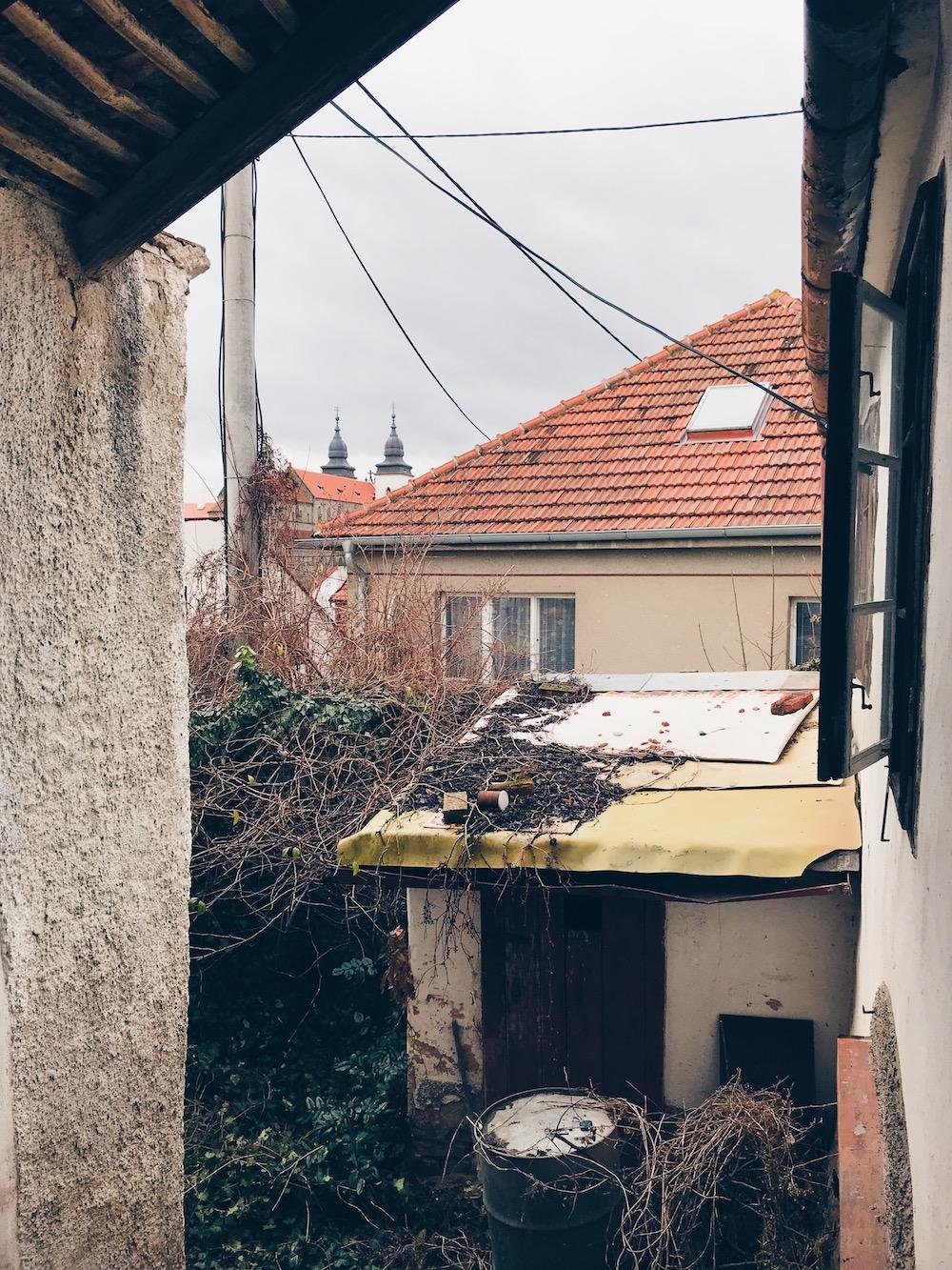 klíče židovský dům Třebíč